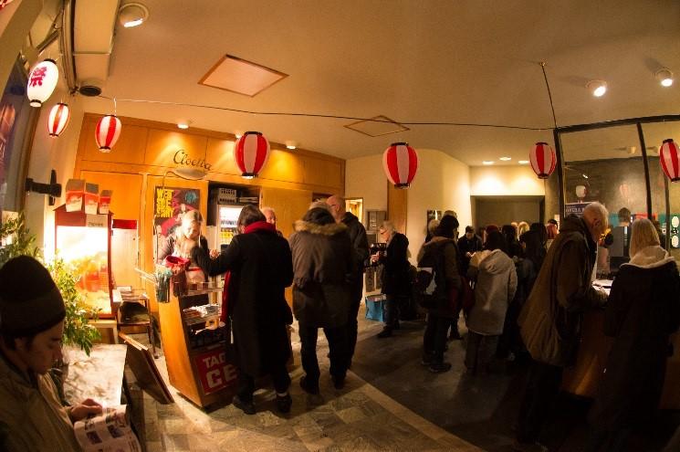 Japansk Filmfestival - foto Jonas Eriksson